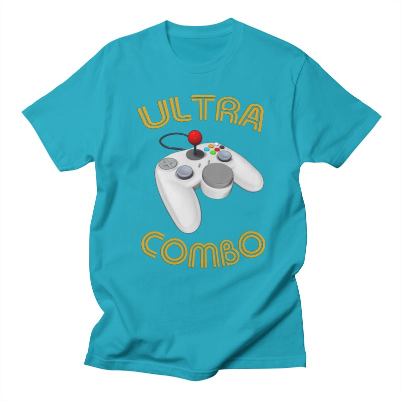 Ultra Combo Women's Regular Unisex T-Shirt by Conceive3D