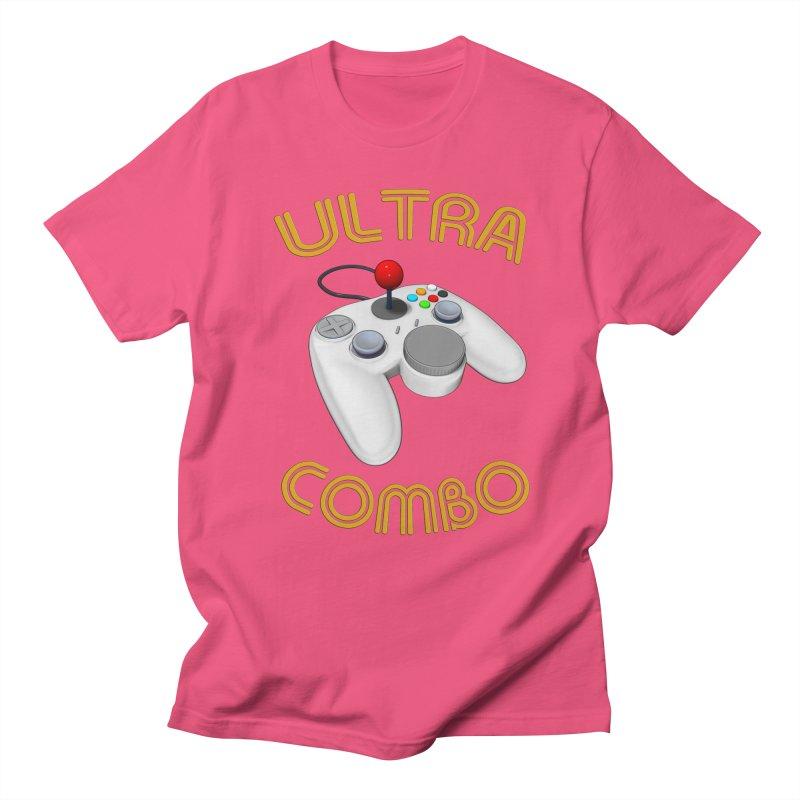 Ultra Combo Men's Regular T-Shirt by Conceive3D