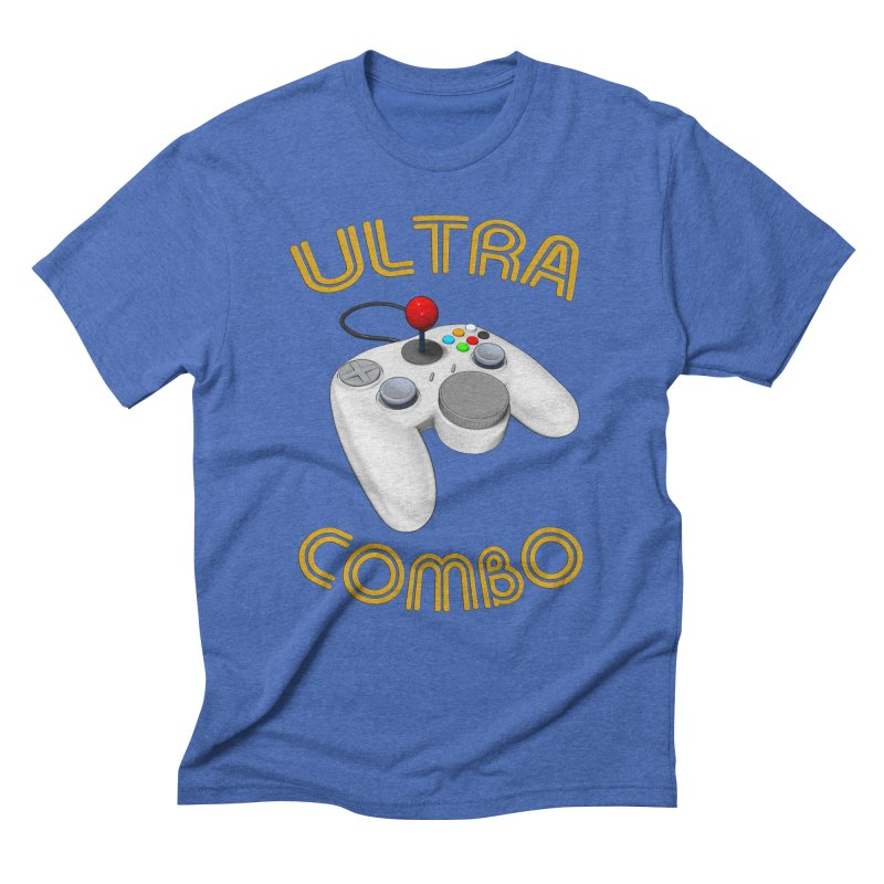 Ultra Combo Men's Triblend T-Shirt by Conceive3D