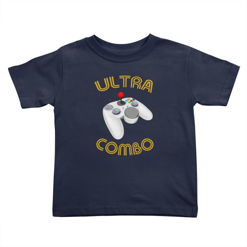Ultra Combo Kids Toddler T-Shirt by Conceive3D