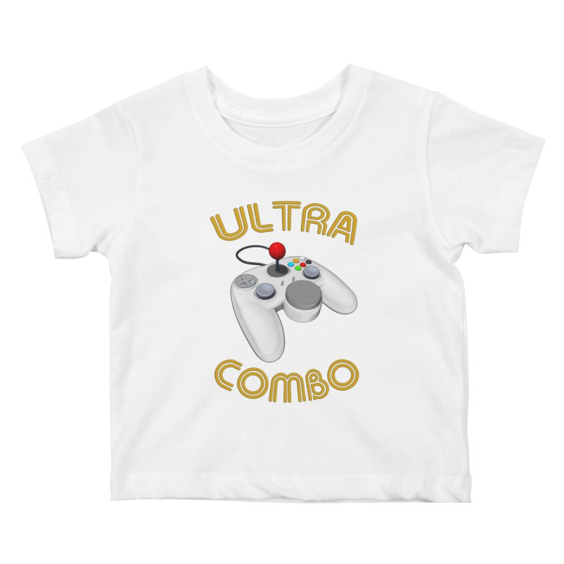 Ultra Combo Kids Baby T-Shirt by Conceive3D
