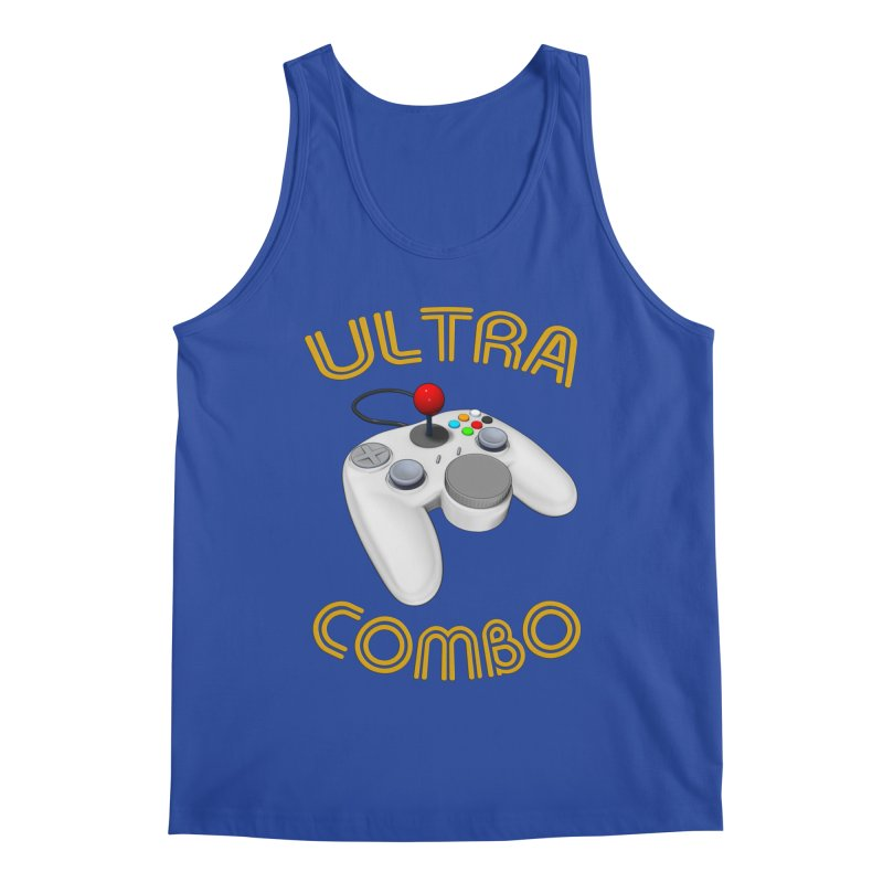 Ultra Combo Men's Regular Tank by Conceive3D