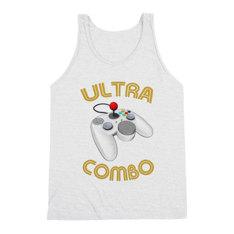 Ultra Combo Men's Triblend Tank by Conceive3D