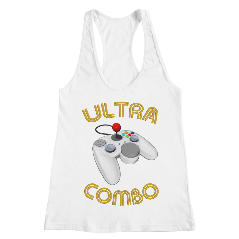 Ultra Combo Women's Racerback Tank by Conceive3D