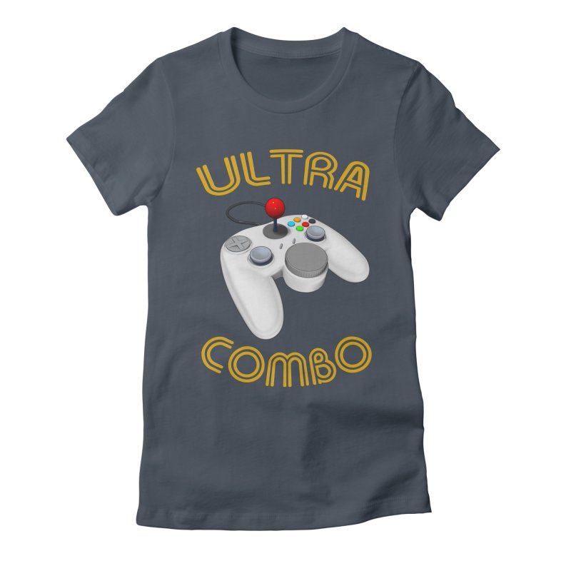 Ultra Combo Women's T-Shirt by Conceive3D