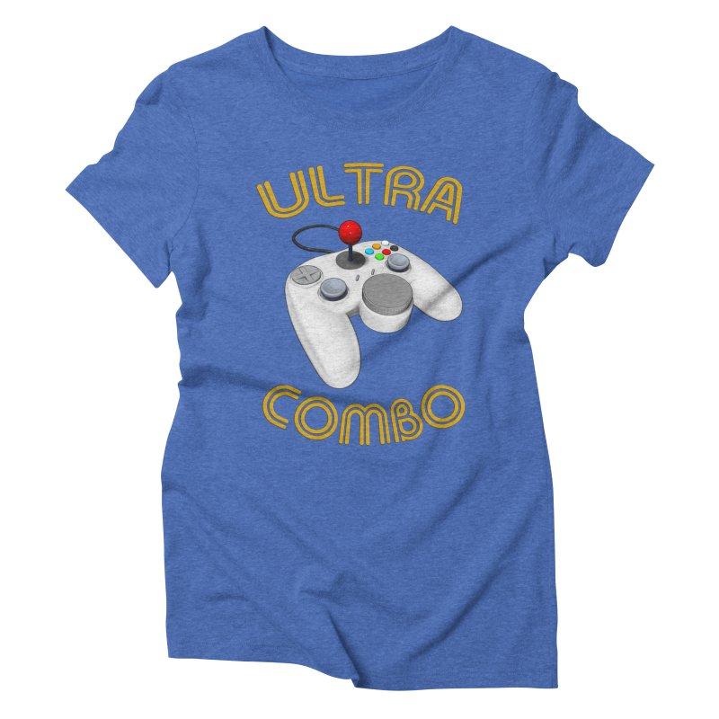 Ultra Combo Women's Triblend T-Shirt by Conceive3D