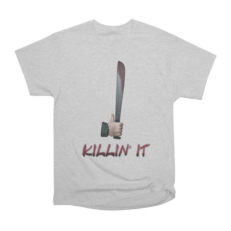 Killin' It Women's T-Shirt by Conceive3D
