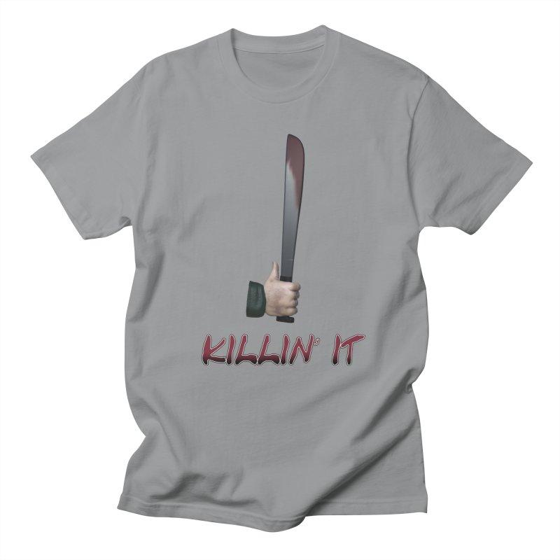 Killin' It Women's Regular Unisex T-Shirt by Conceive3D