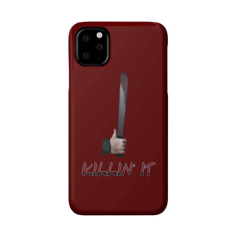 Killin' It Accessories Phone Case by Conceive3D