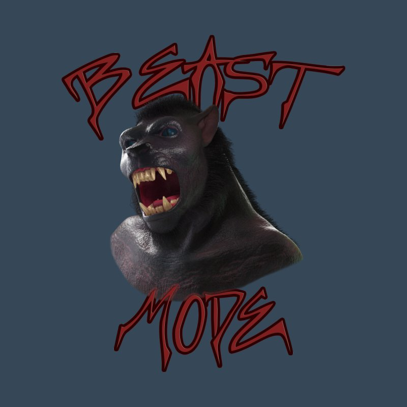 Beast Mode Men's Tank by Conceive3D