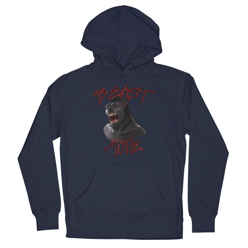 Beast Mode Men's Pullover Hoody by Conceive3D