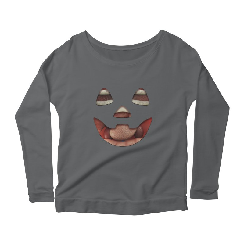Go With Your Gut Women's Longsleeve T-Shirt by Conceive3D