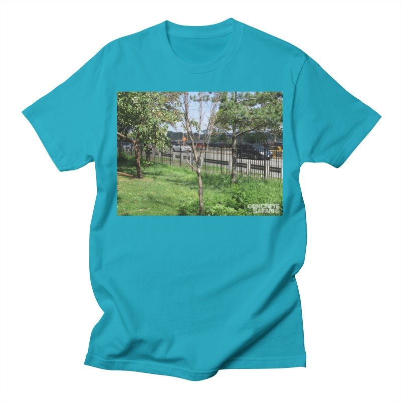 Taken by Anaisa (Youth) Men's T-Shirt by Concrete Safaris Youth Photo Expo 2020