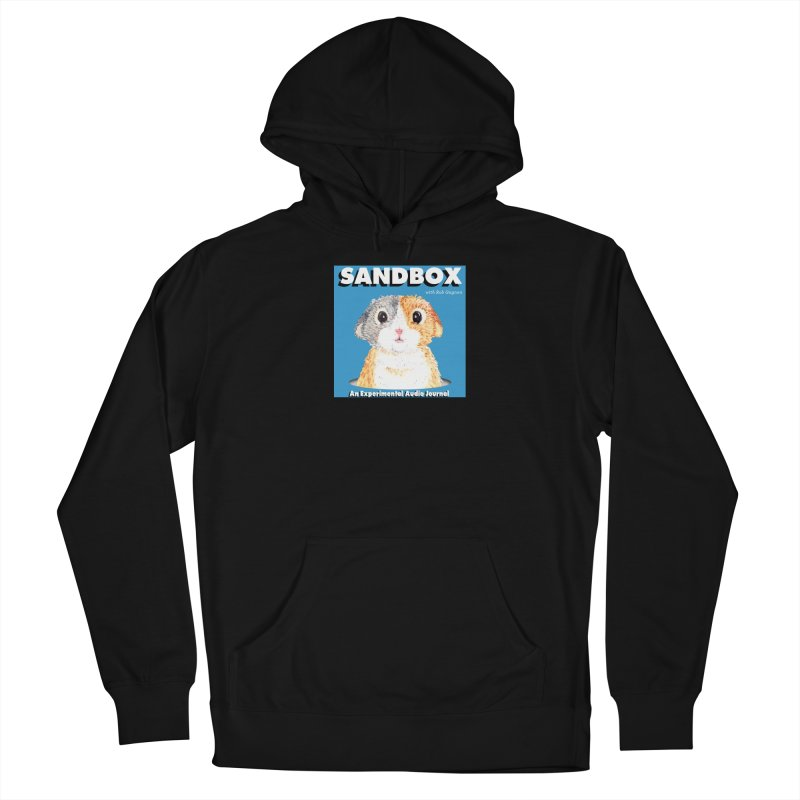 SANDBOX Logo Men's Pullover Hoody by Content Pending - DrunkCast Live! Store