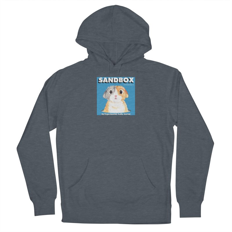 SANDBOX Logo Women's Pullover Hoody by Content Pending - DrunkCast Live! Store