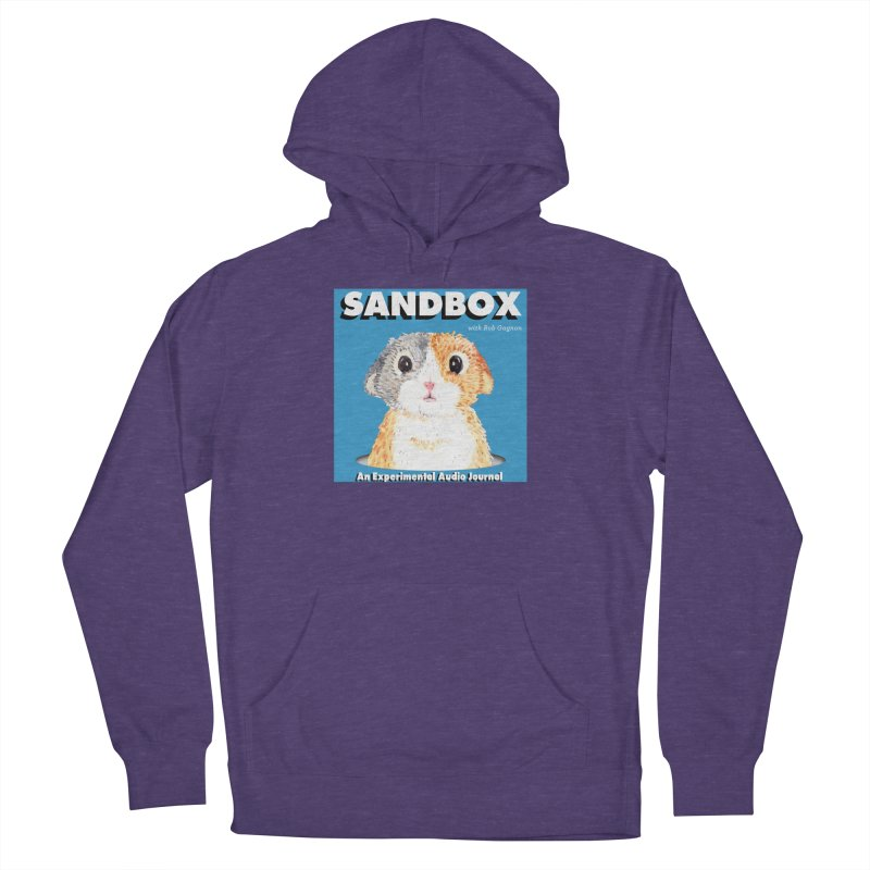 SANDBOX Logo Men's Pullover Hoody by Content Pending - Things & Notables