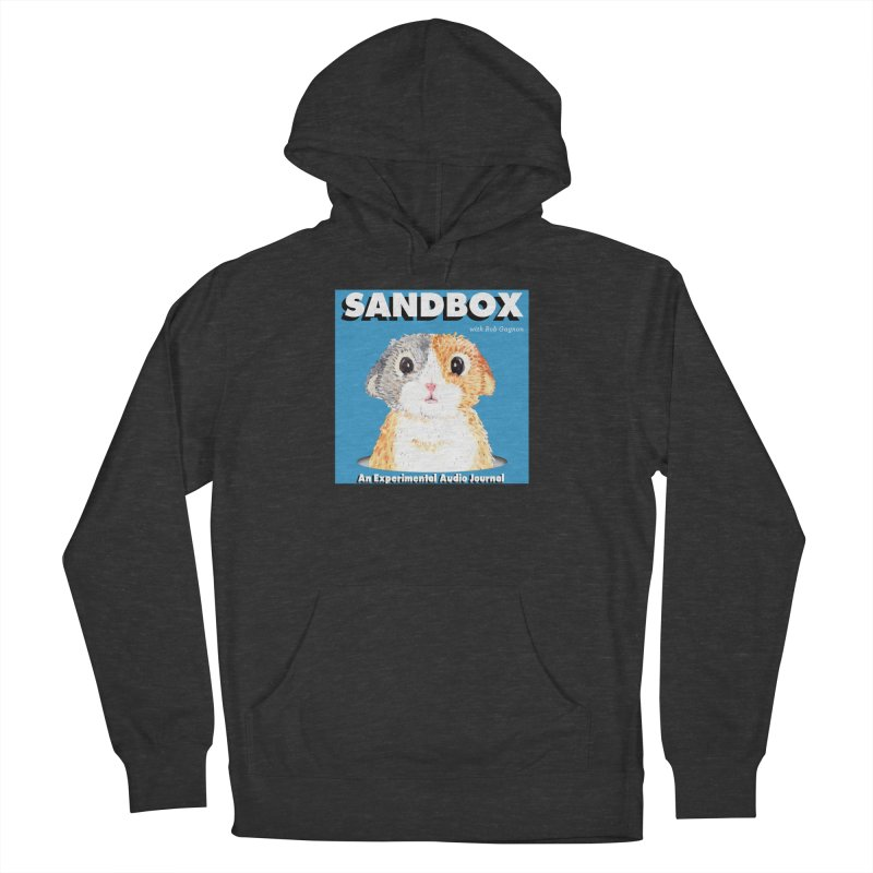 SANDBOX Logo Men's French Terry Pullover Hoody by Content Pending - Things & Notables