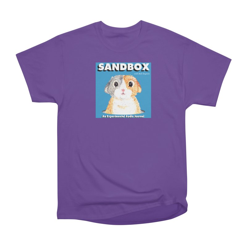SANDBOX Logo Women's Classic Unisex T-Shirt by Content Pending - Things & Notables