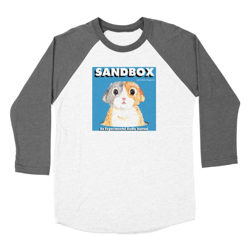 SANDBOX Logo Women's Longsleeve T-Shirt by Content Pending - Things & Notables