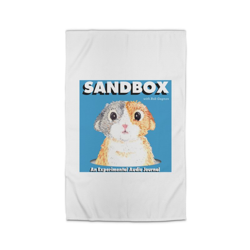 SANDBOX Logo Home Rug by Content Pending - Things & Notables
