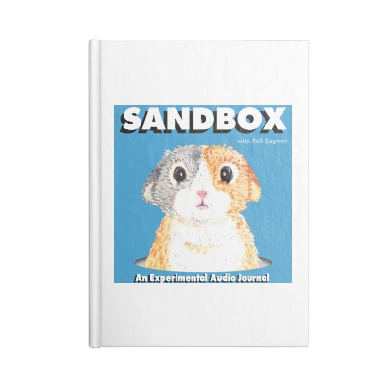 SANDBOX Logo Accessories Notebook by Content Pending - Things & Notables