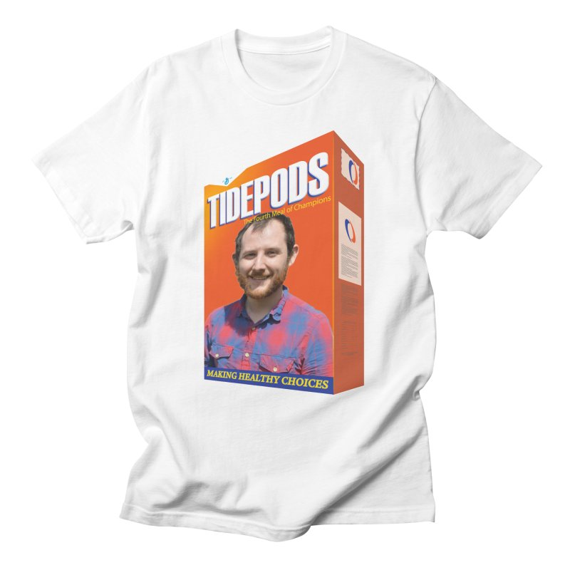 The J Stands for Performance Men's T-Shirt by Content Pending - DrunkCast Live! Store