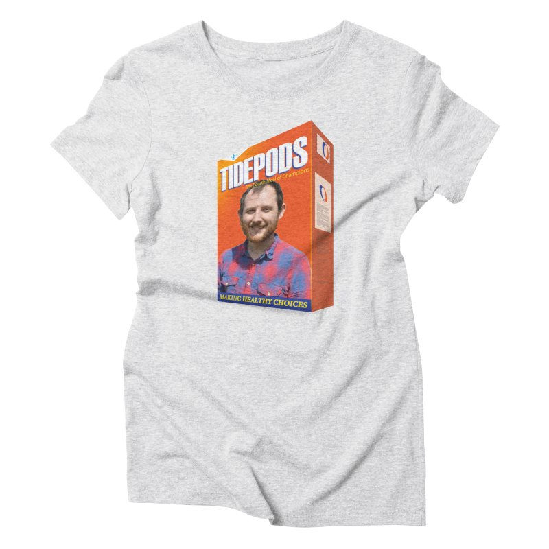 The J Stands for Performance Women's T-Shirt by Content Pending - DrunkCast Live! Store