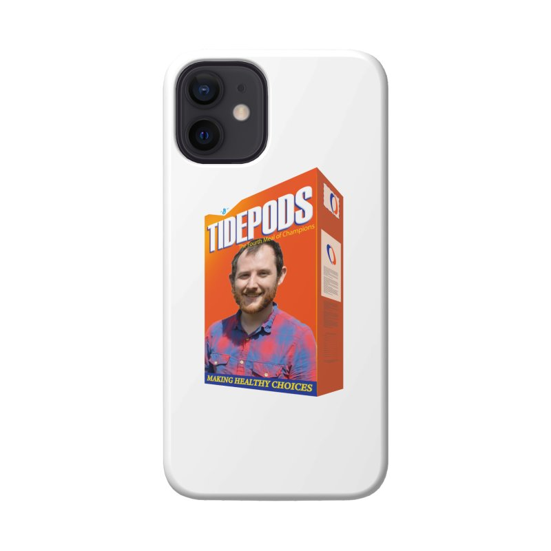 The J Stands for Performance Accessories Phone Case by Content Pending - DrunkCast Live! Store