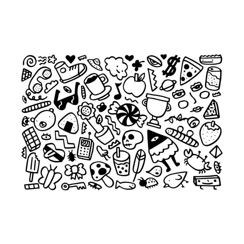 Pattern Pouch by controlcenter's Artist Shop