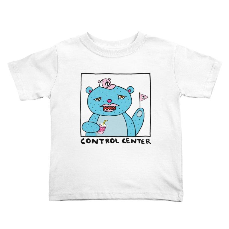 KUMASAN Kids Toddler T-Shirt by controlcenter's Artist Shop