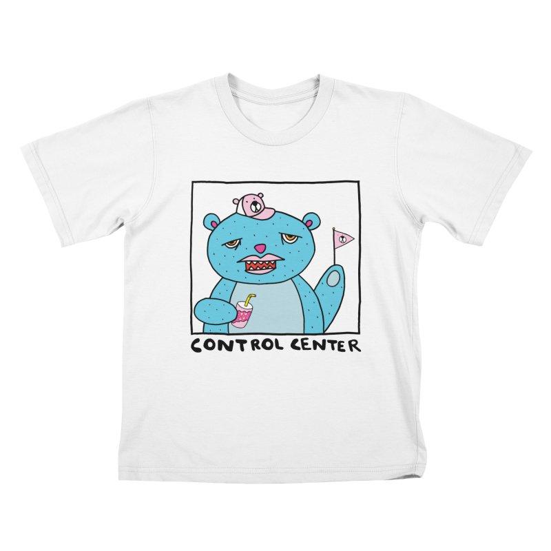 KUMASAN Kids T-Shirt by controlcenter's Artist Shop