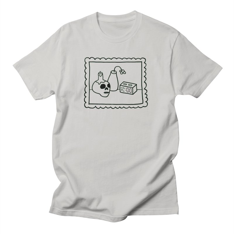 STILL LIFE Men's Regular T-Shirt by controlcenter's Artist Shop