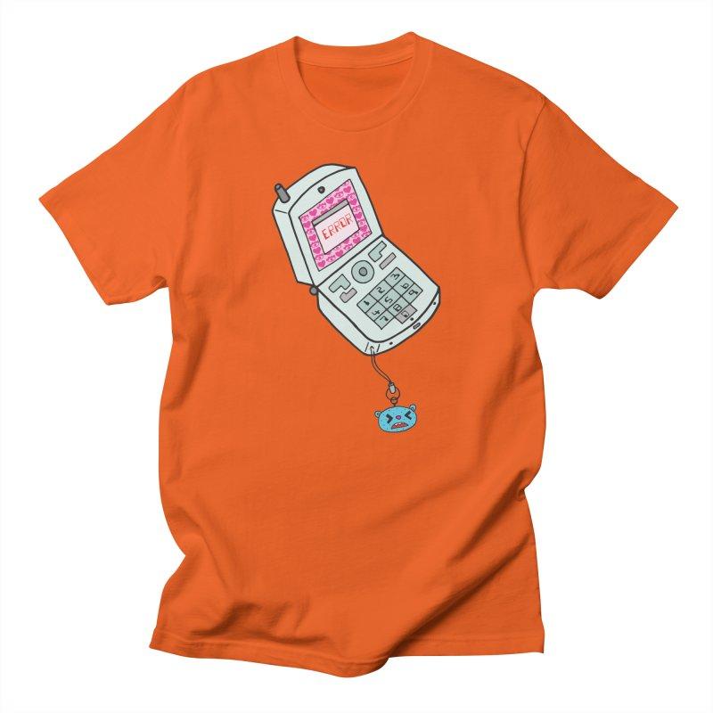 ERROR IN THE DIGITAL AGE Men's T-Shirt by controlcenter's Artist Shop