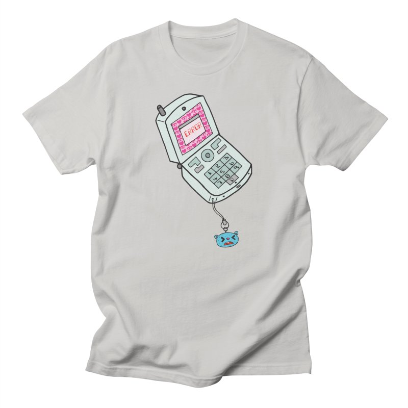 ERROR IN THE DIGITAL AGE Women's Regular Unisex T-Shirt by controlcenter's Artist Shop