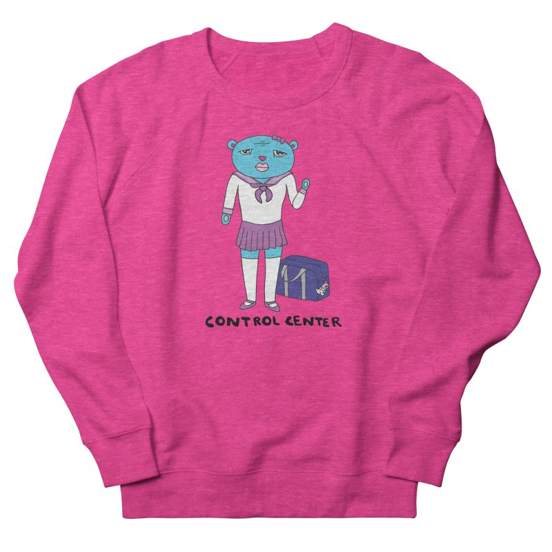 Please Meet Judy Kumasan! Women's French Terry Sweatshirt by controlcenter's Artist Shop