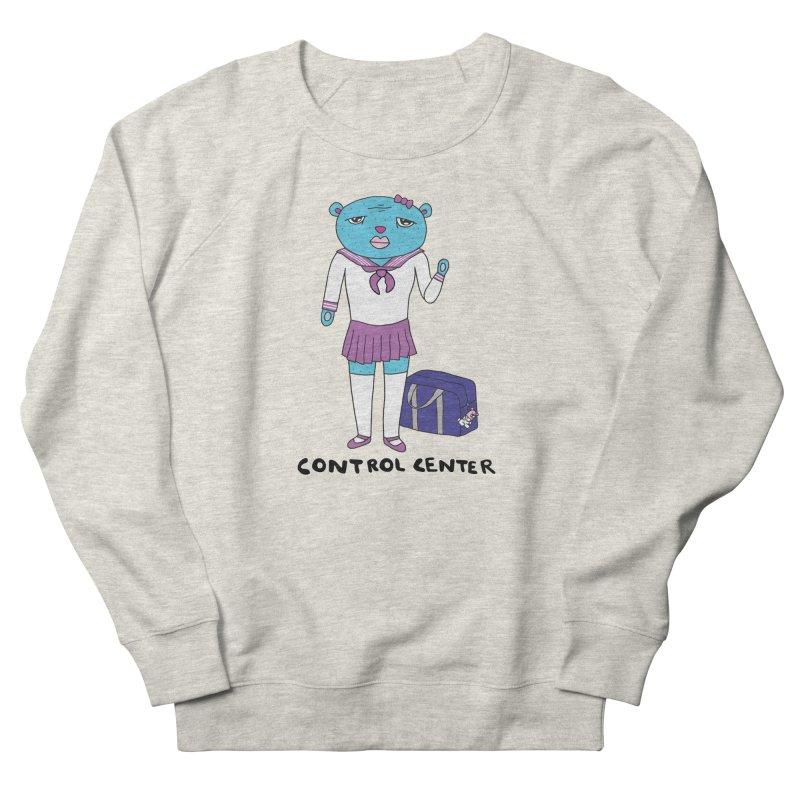 Please Meet Judy Kumasan! Women's French Terry Sweatshirt by controlcenter's Artist Shop