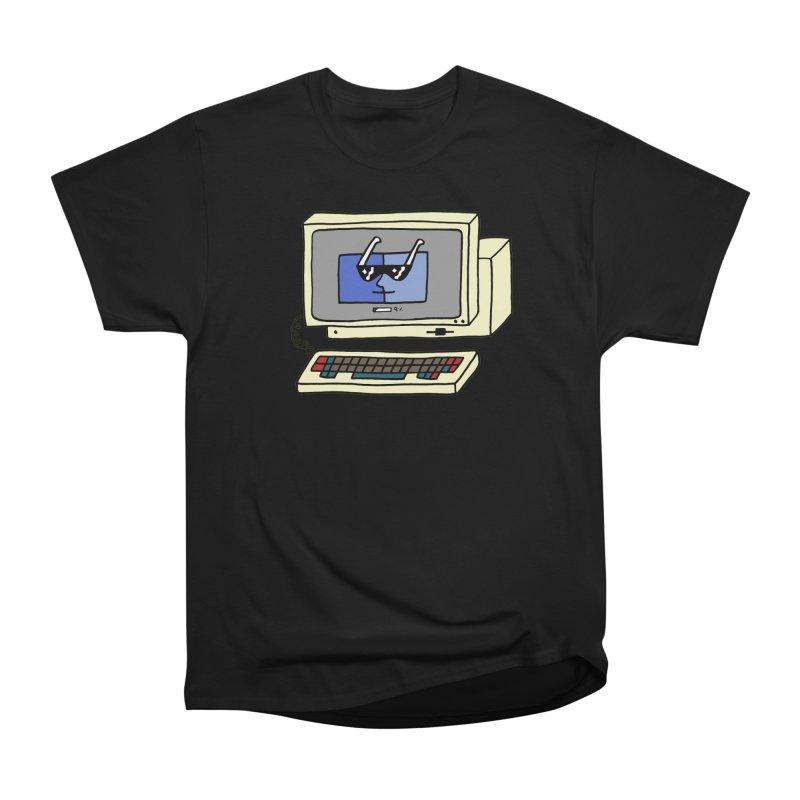 Old Computer! Men's Heavyweight T-Shirt by controlcenter's Artist Shop