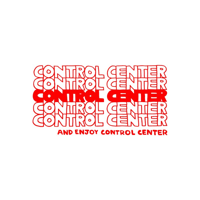 CONTROL CENTER BAG by controlcenter's Artist Shop