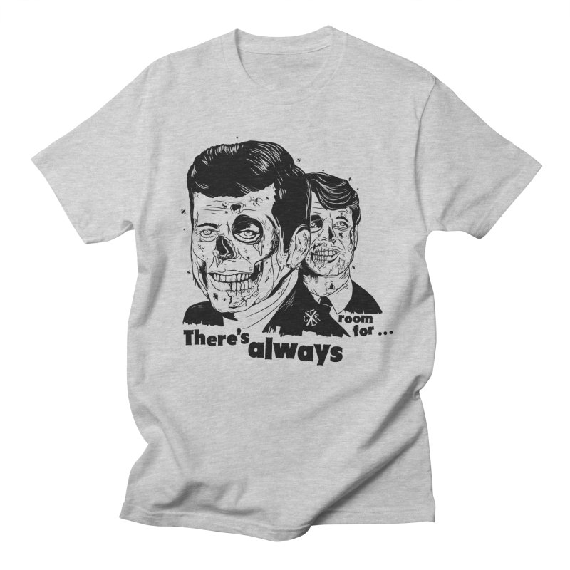 There's always room for... Men's T-Shirt by controlx's Artist Shop