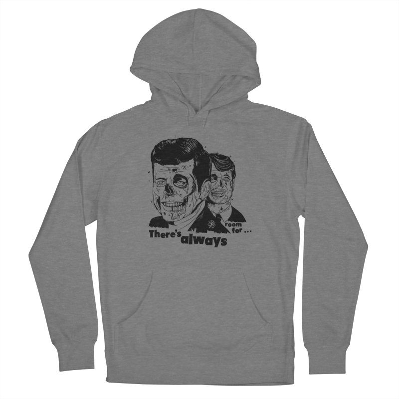 There's always room for... Men's Pullover Hoody by controlx's Artist Shop