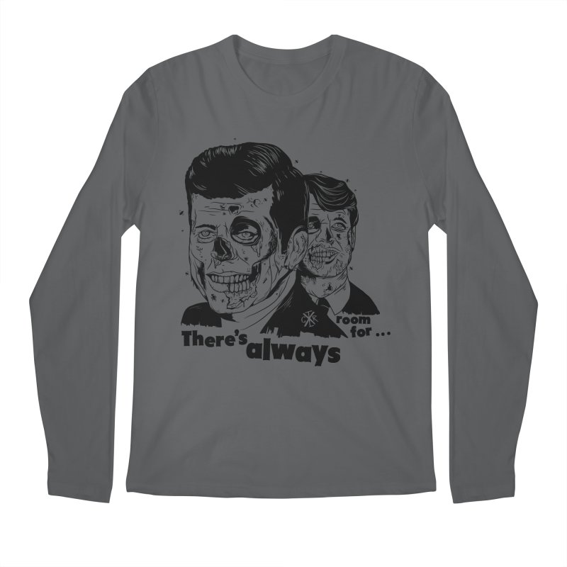 There's always room for... Men's Longsleeve T-Shirt by controlx's Artist Shop