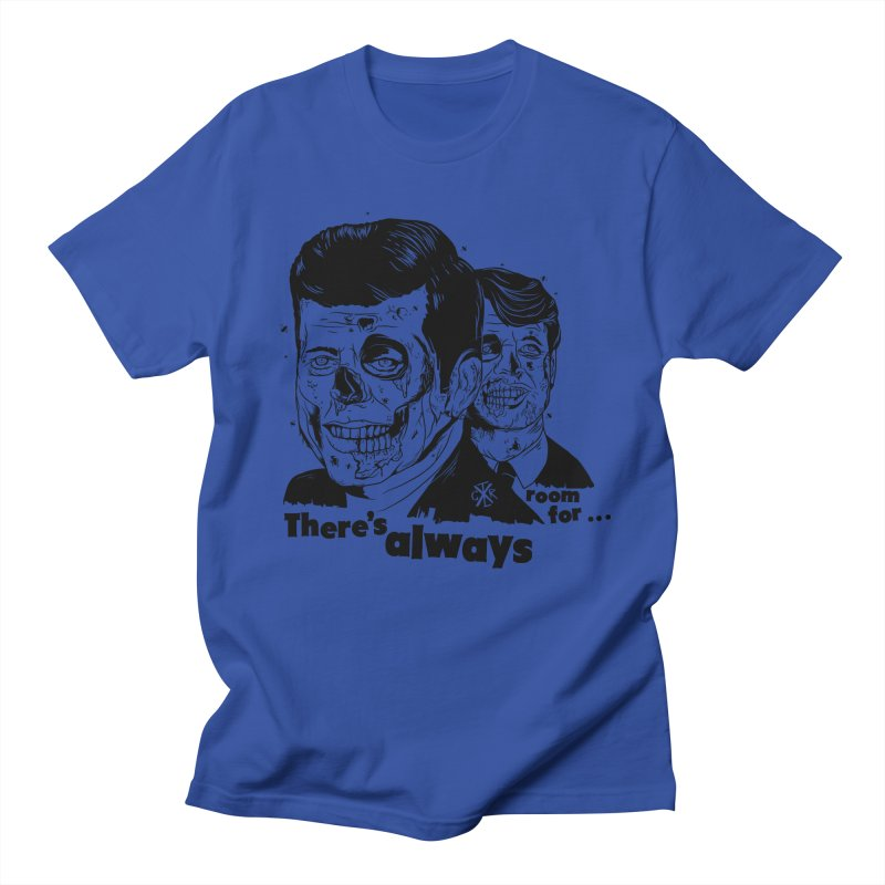 There's always room for... Men's Regular T-Shirt by controlx's Artist Shop