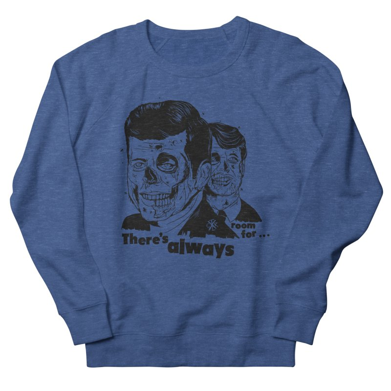 There's always room for... Men's Sweatshirt by controlx's Artist Shop
