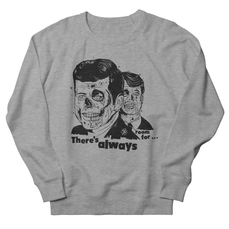 There's always room for... Men's French Terry Sweatshirt by controlx's Artist Shop