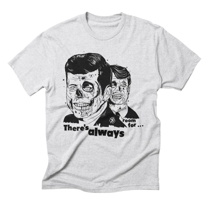 There's always room for... Men's Triblend T-Shirt by controlx's Artist Shop