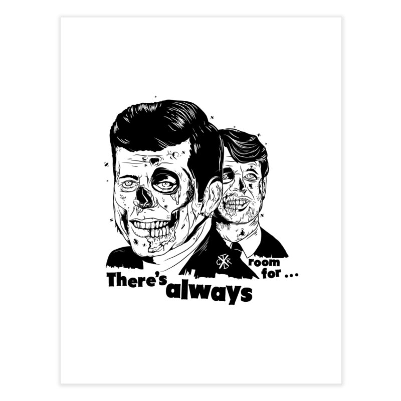 There's always room for... Home Fine Art Print by controlx's Artist Shop