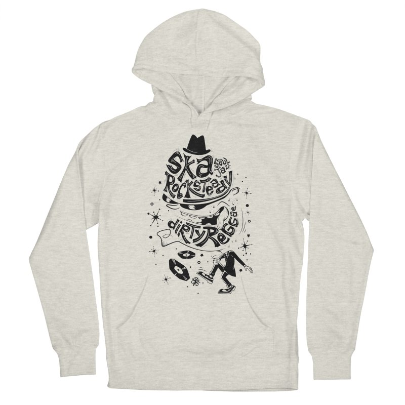 Rude! Women's French Terry Pullover Hoody by controlx's Artist Shop