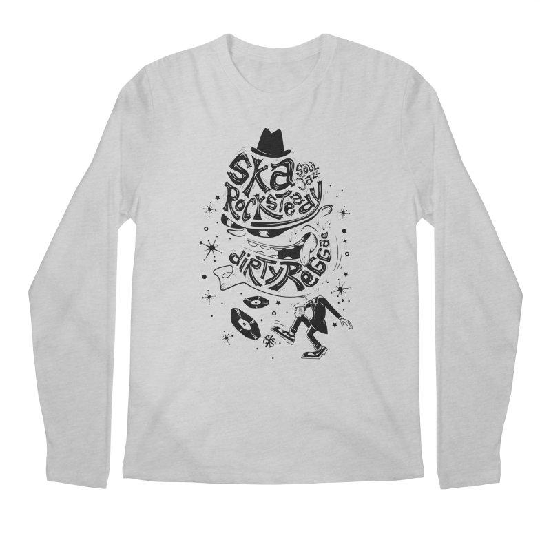 Rude! Men's Regular Longsleeve T-Shirt by controlx's Artist Shop
