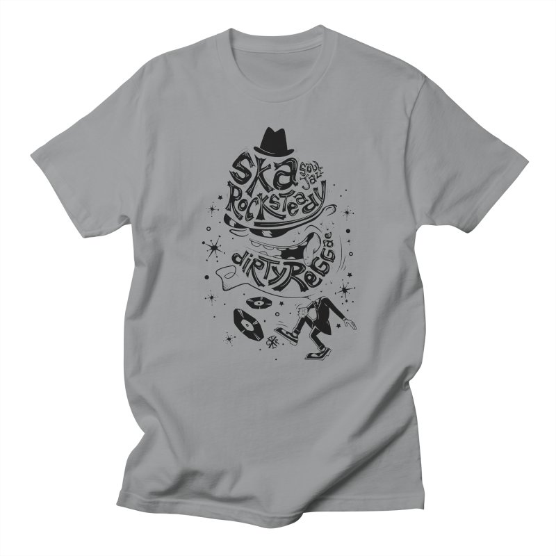 Rude! Men's T-Shirt by controlx's Artist Shop