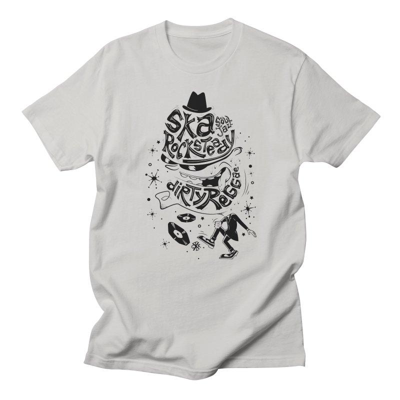 Rude! Men's Regular T-Shirt by controlx's Artist Shop